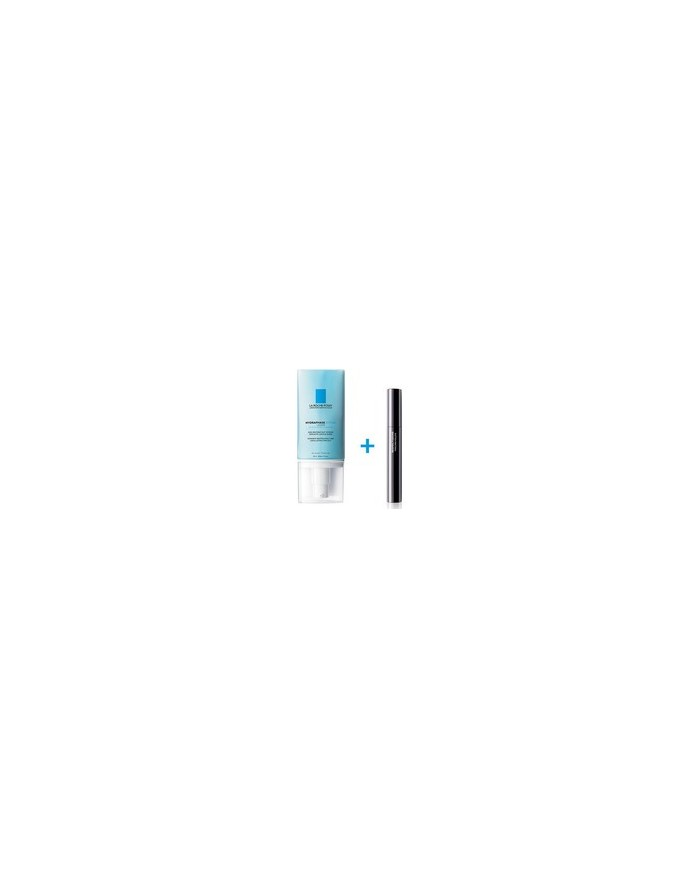 La Roche Posay Hydraphase Intense Legere 50ml & Respectissime Volume Black Mascara