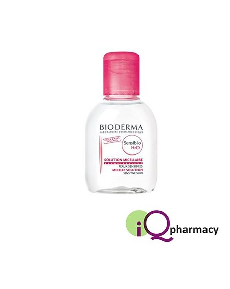 Bioderma Sensibio H2o 100 Ml