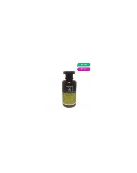 Apivita Shampoo for Normal Hair with sage & honey 200ml
