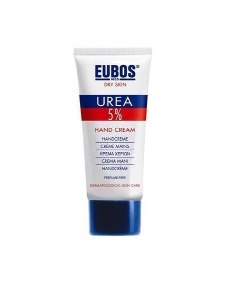 Eubos Urea 5% Hand Cream,75ml