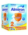 NUTRICIA ALMIRON 2 ΓΑΛΑ ΔΕΥΤΕΡΗΣ ΒΡΕΦΙΚΗΣ ΗΛΙΚΙΑΣ ΑΠΟ 6 ΜΗΝΩΝ 1,2KG