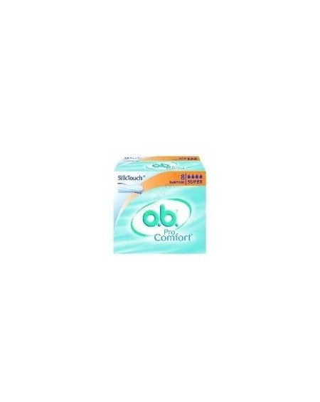 Johnson & Johnson o.b. Tampons Super 8pcs