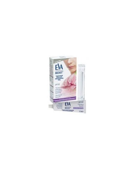Eva Moist pH5.0 Υγραντική και λιπαντική αιδοίο-κολπική γέλη 9 Σωληνάρια
