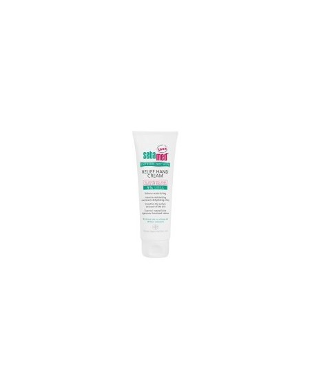 Sebamed Relief Hand Cream 5% Urea 75 ml