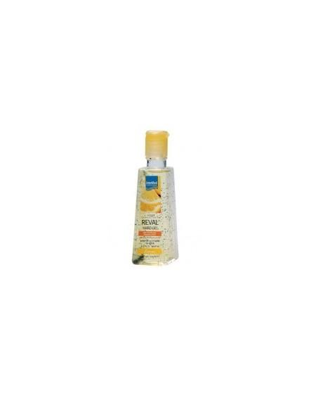 Reval Plus Hand Gel Lemon 100ml