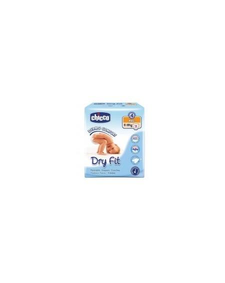 Πάνες Chicco Dry Fit, No4 8-18kg(19τμχ)