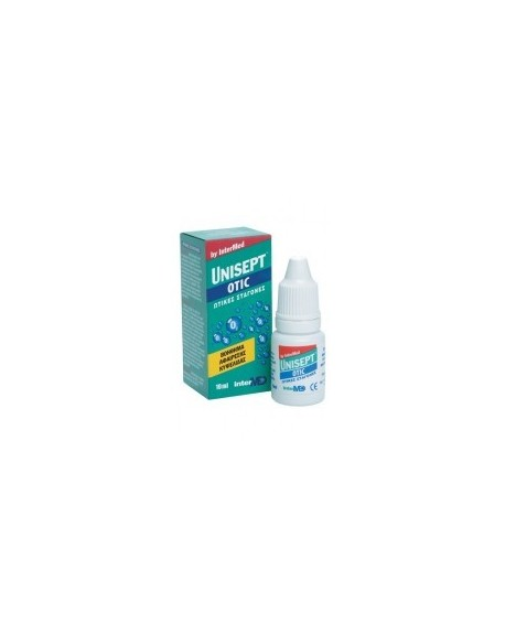 Unisept Otic Ear Drops 10ml