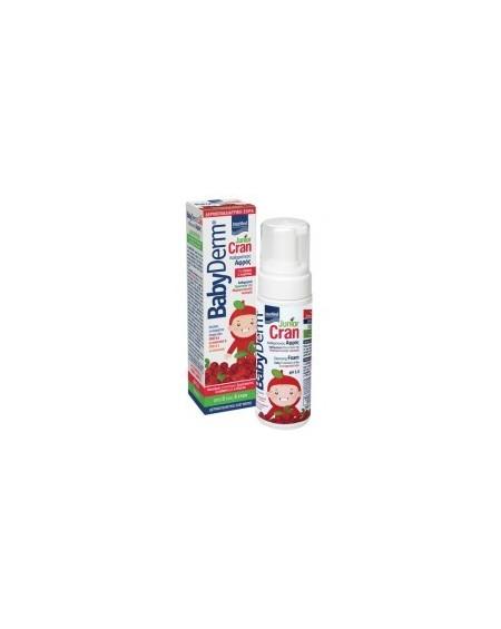 Babyderm Junior Cran Cleansing Foam 150ml