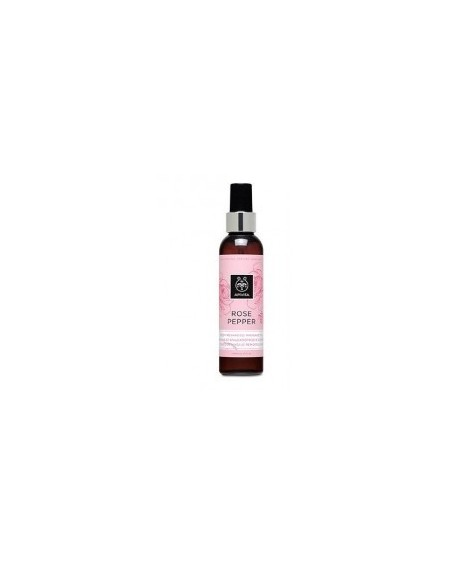 Apivita Rose Pepper Body Reshaping Massage Oil 150ml