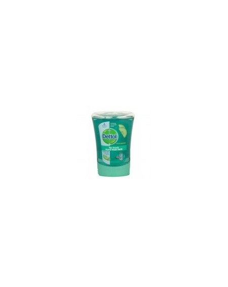 Dettol No-Touch Ανταλλακτικό Κρεμοσάπουνο Cucumber Splash 250ml
