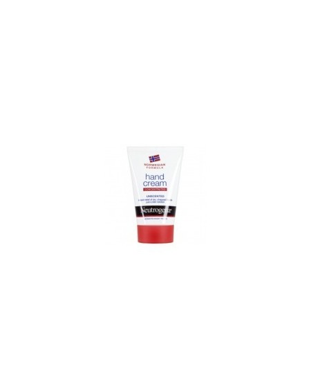 Neutrogena Hand Cream Unscented +50% Extra Free 75ml