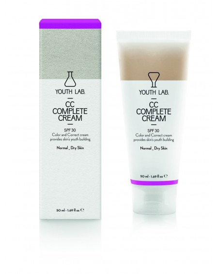 Youth Lab. CC Complete Cream SPF30 for Normal/Dry Skin 50ml