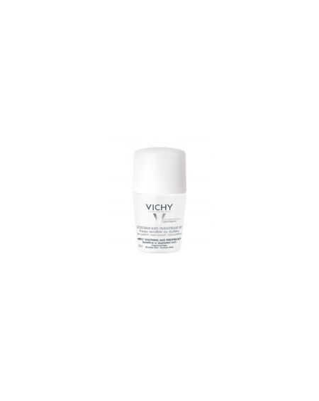 Vichy Deo Anti-Transpirant 48h Peaux Sensibles Roll-On 50ml