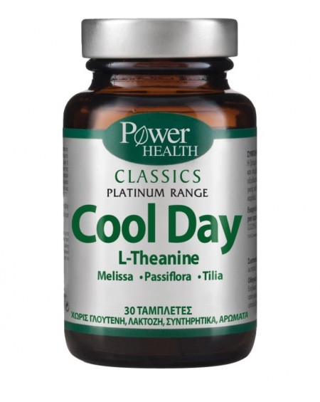 Power Health Classics Platinum Cool Day 30 Caps
