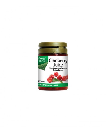 Power Health Cranberry Juice 30tabs