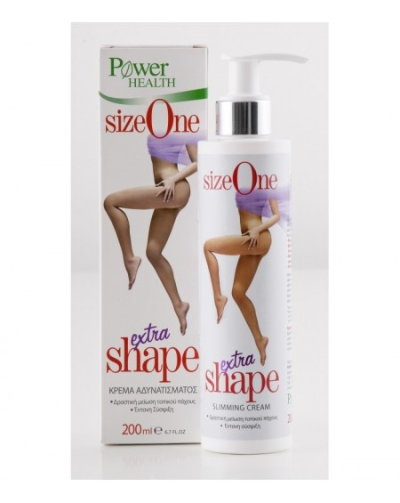Power Health SizeOne Extra Shape Slimming Cream 200ml