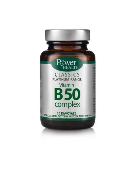 Power Health Classics Platinum B50 Complex 30caps