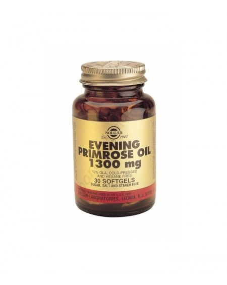 Evening Primrose Oil 1300mg Softgels 180s