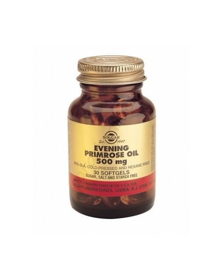 Solgar Evening Primrose Oil 500mg Softgels 30s