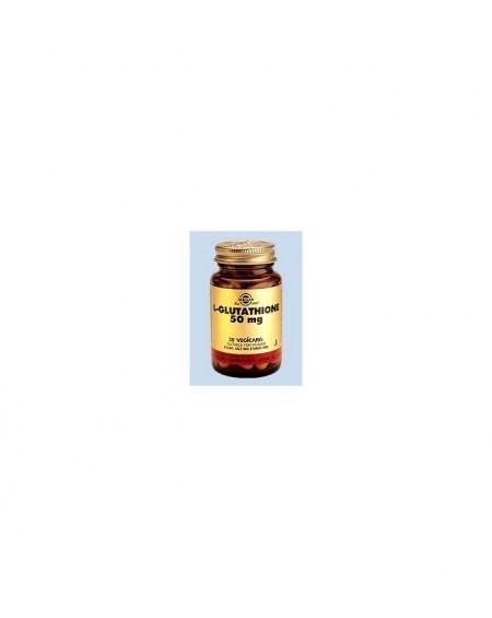 Solgar L-Glutathione 50mg Vegicaps 30s