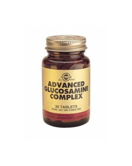 Solgar Advanced Glucosamine Complex 30s