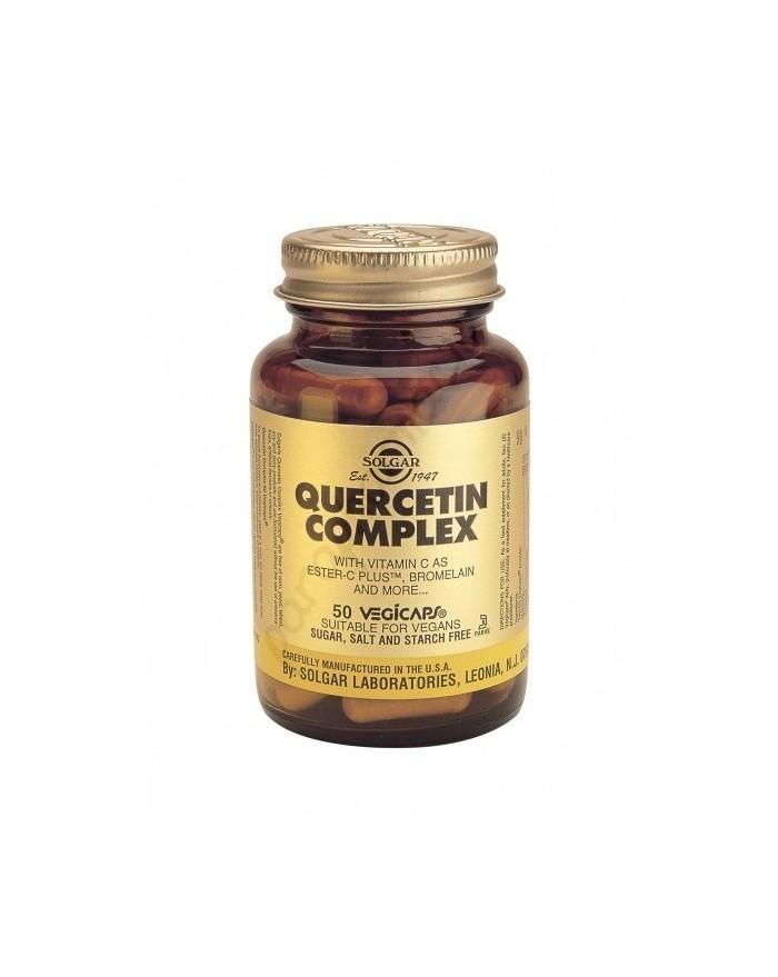 Solgar Quercetin Complex Vegicaps 50S