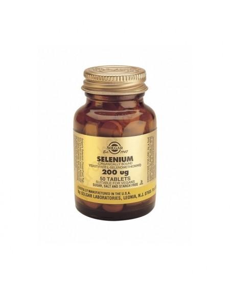 Solgar Selenium 200MCG TABS 100S