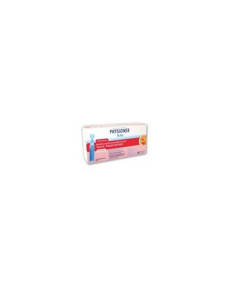 Physiomer Unidoses from Birth Eyes & Nose 30x5ml