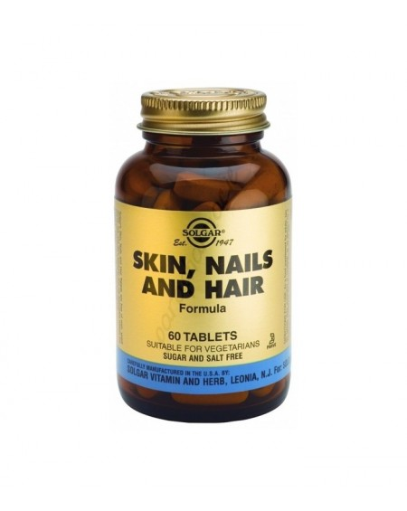 Skin, Nails and Hair Formula TABS 120S