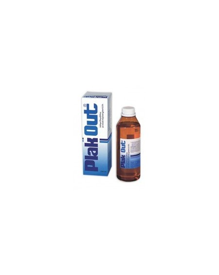 PlakOut Solution Mouthwash 250ml