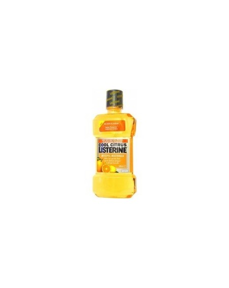 Listerine Cool Citrus mouthwash 500ml