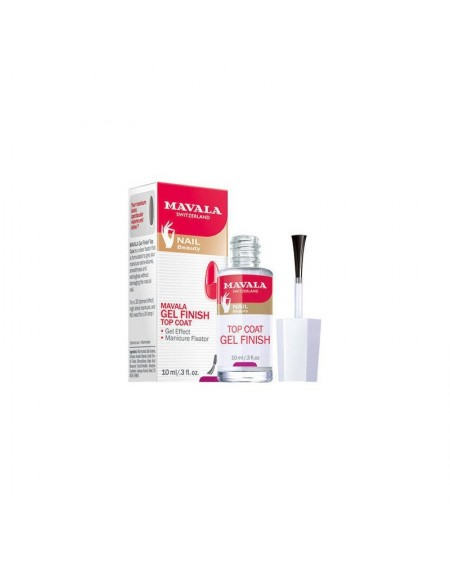 Mavala Gel-Finish Top Coat 10ml