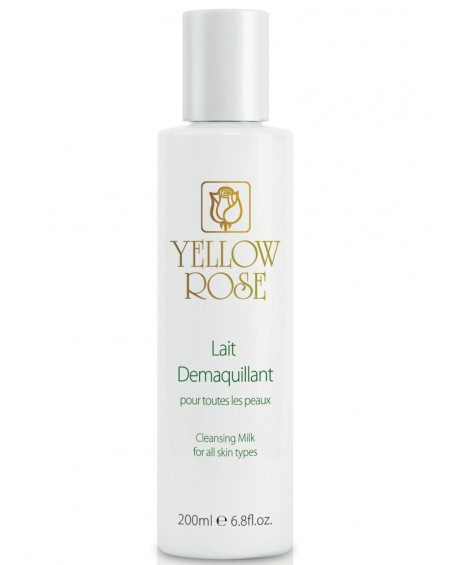 Yellow Rose Lait Demaquillant 200ml