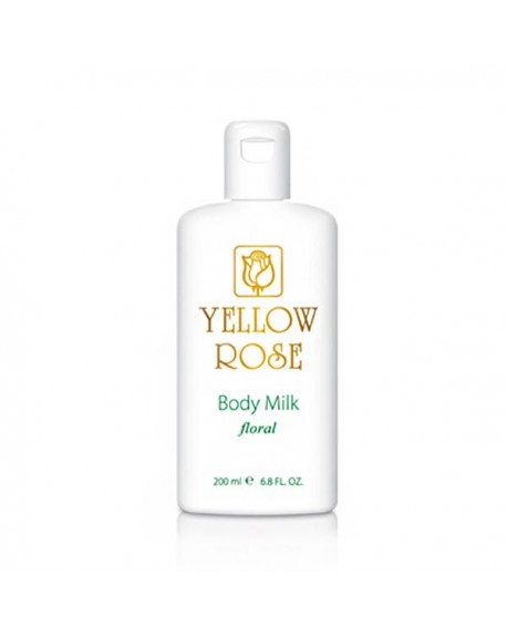 YELLOW ROSE BODY MILK (200ML)