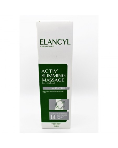 ELANCYL SLIM DESIGN ACTIV MASSAGE MINCEUR RECHARGE 200ML