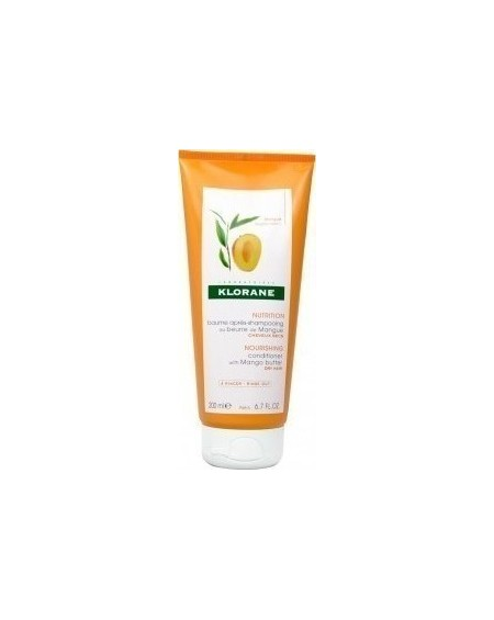 KLORANE - Conditioner With Mango Butter | 200ml