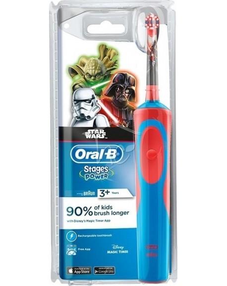 Oral-B Kids Stage Power Star Wars 3+