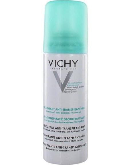 Vichy Deodorant 48ωρη Αποσμητική Φροντίδα - Aerosol, 125ml