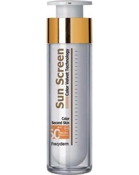 Frezyderm Sun Screen Color Velvet Face SPF50 50ml