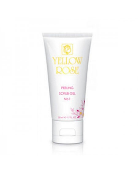 Yellow Rose Peeling Scrub Gel No 1 50ml