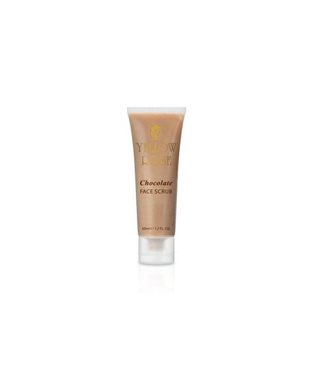 Yellow Rose Choco Face Scrub 50ml