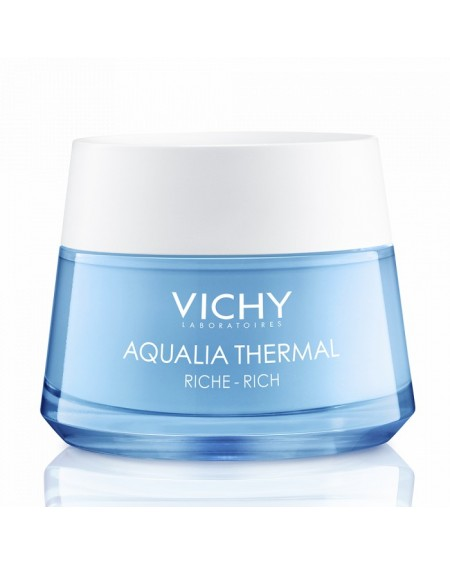 VICHY AQUALIA THERMAL RICHE CREAM FOR DRY SKIN 50ML NEW PRODUCT
