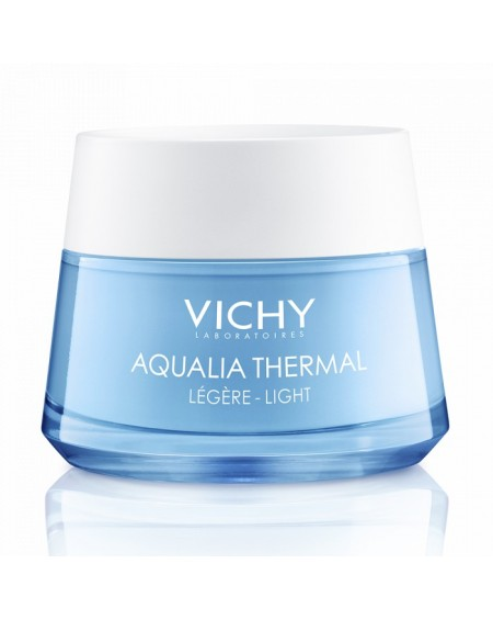 VICHY AQUALIA THERMAL LIGHT CREAM FOR NORMAL SKIN 50ML NEW PRODUCT