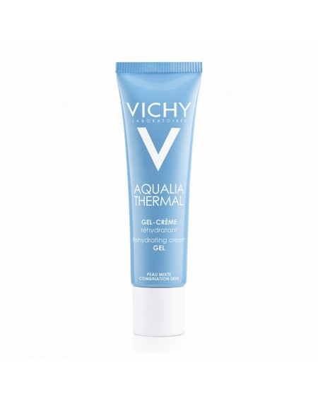 VICHY AQUALIA THERMAL GEL CREAM FOR COMBINATION SKIN 30ML NEW PRODUCT