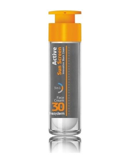FREZYDERM - ACTIVE Sun Screen Face Cream SPF30 - 50ml