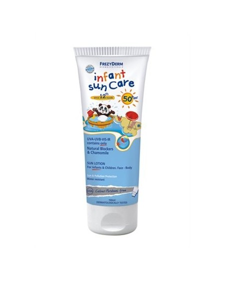 Frezyderm Suncare Infant Lotion SPF50+ 100ml