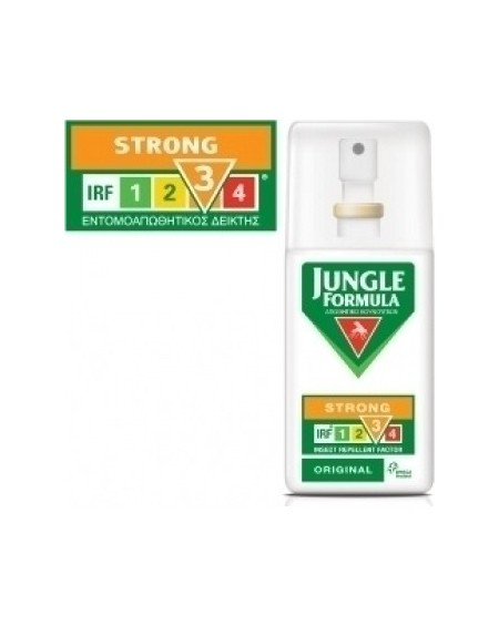 Jungle Formula Strong Soft Care με IRF 3 75ml