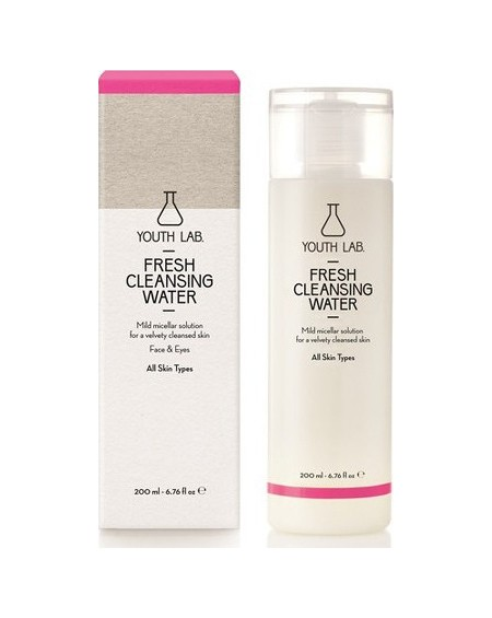 Youth Lab. Fresh Cleansing Water All Skin Types 200ml