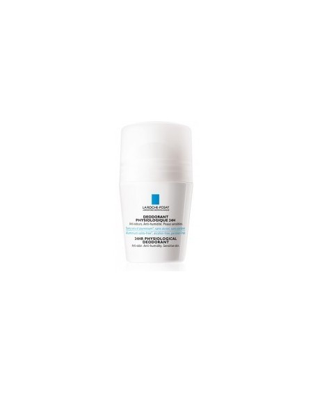La Roche-Posay Deodorant Physiologique 24h Roll-On 50ml
