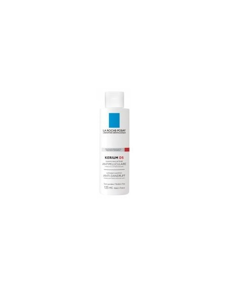 La Roche-Posay Kerium DS Shampooing Intensif Antipelliculaire 125ml